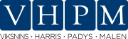Viksnins Harris Padys Malen LLP Sticky Logo